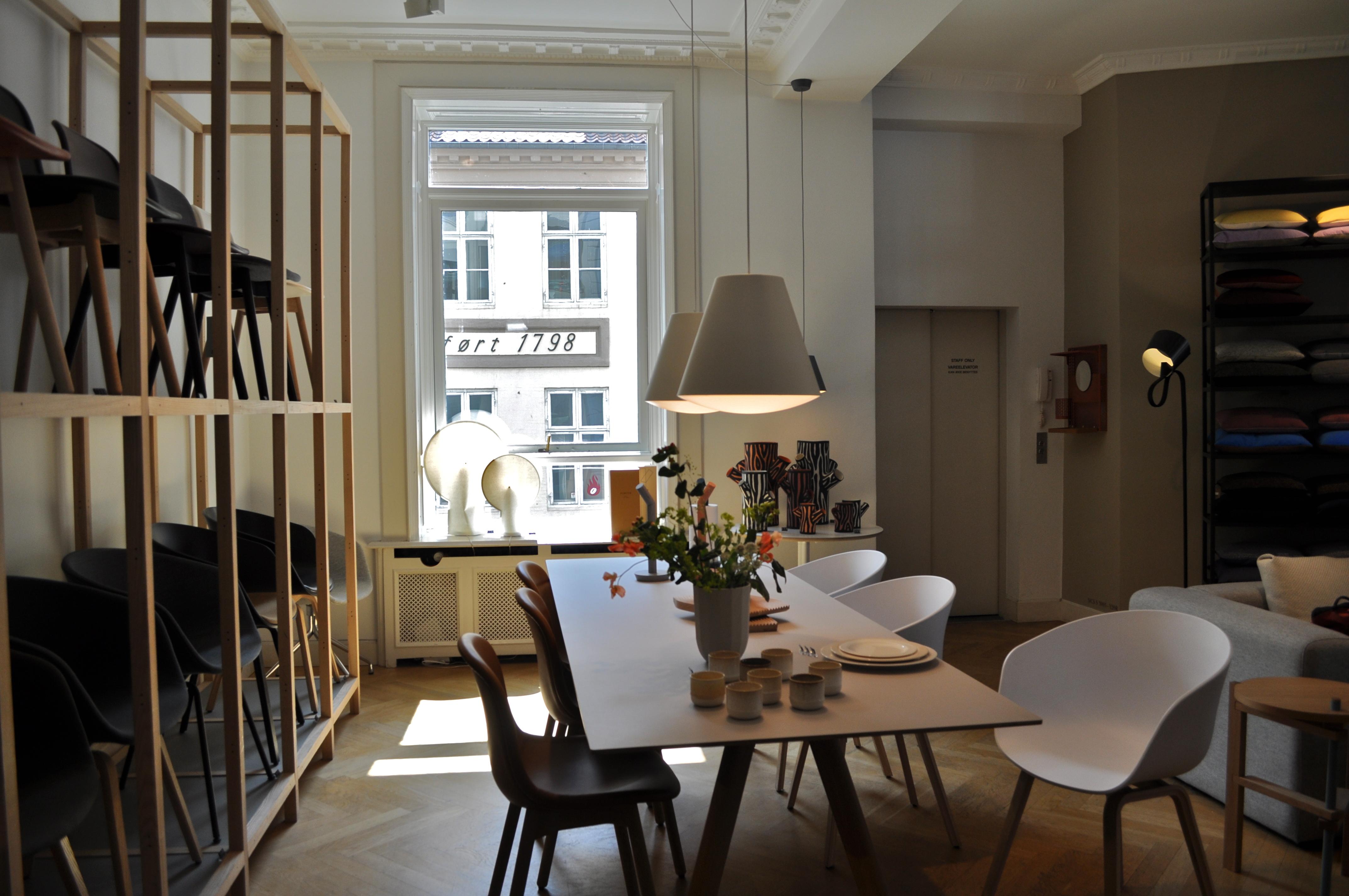 Magasin design Hay à Copenhague