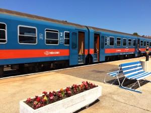 Train Hungary