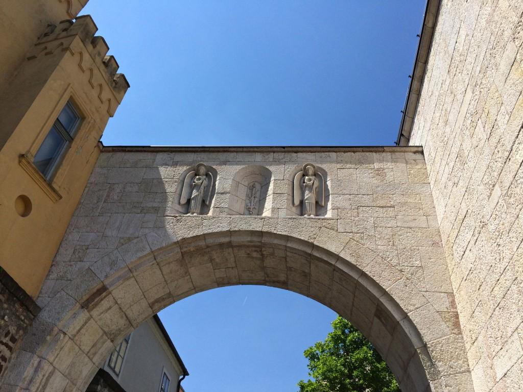 Castle of Veszprem