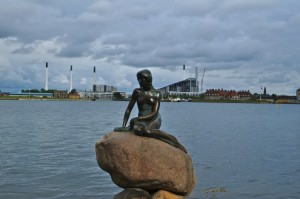 The little Mermaid, Copenhagen