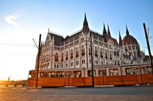 Parlement Budapest, Hongrie