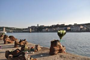 Memorial Duna River Budapest