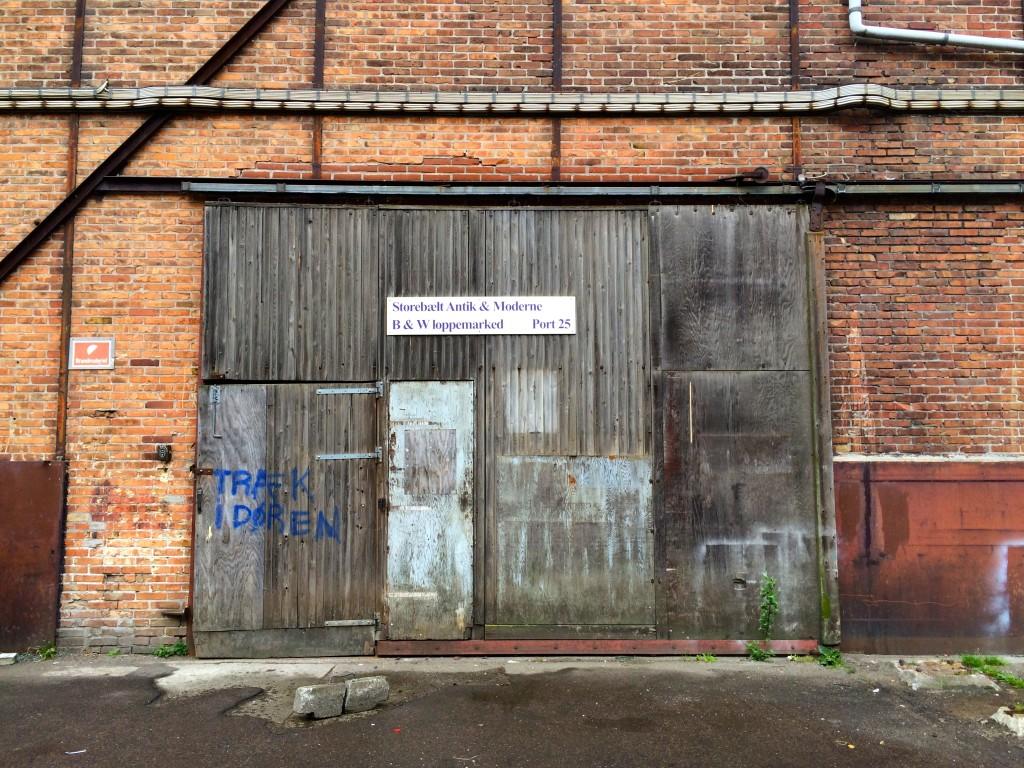 B&W Loppemarked, Copenhagen