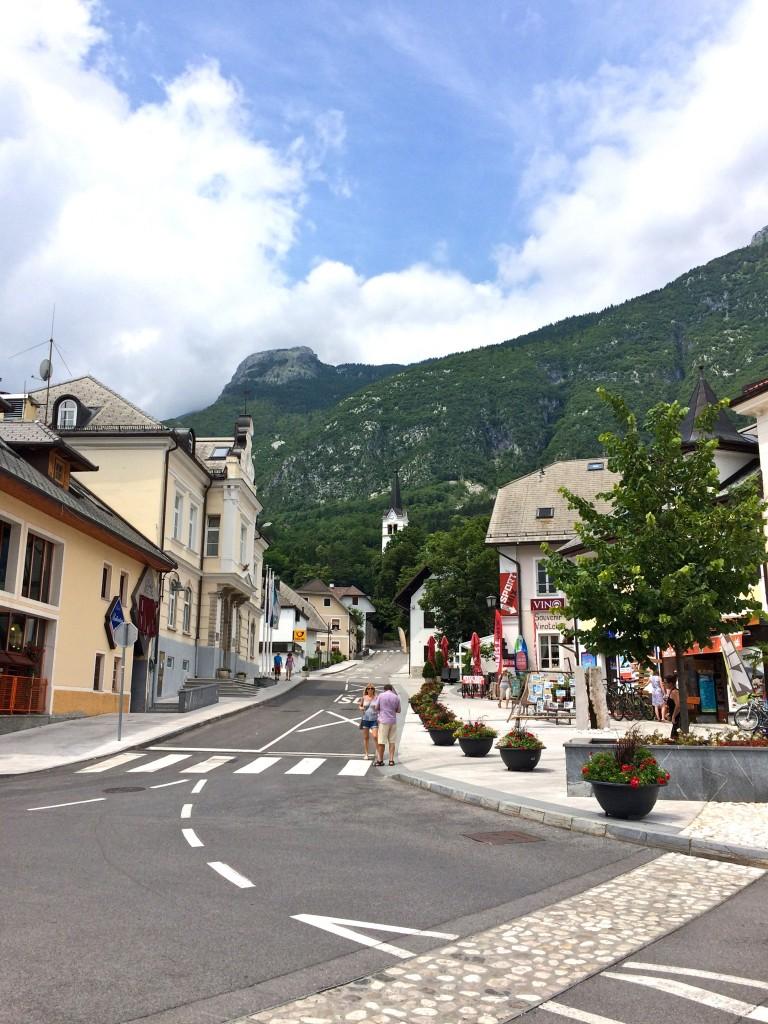 Bovec Slovenia
