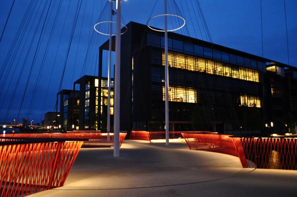 Cirkelbroen Copenhaguen