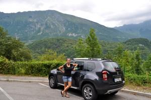 Dacia Duster Sixt