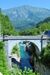 Napoleon Bridge Slovenia