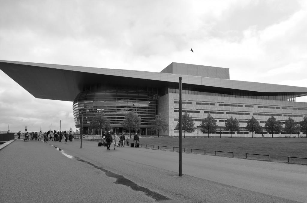 Opéra Copenhague, Copenhagen