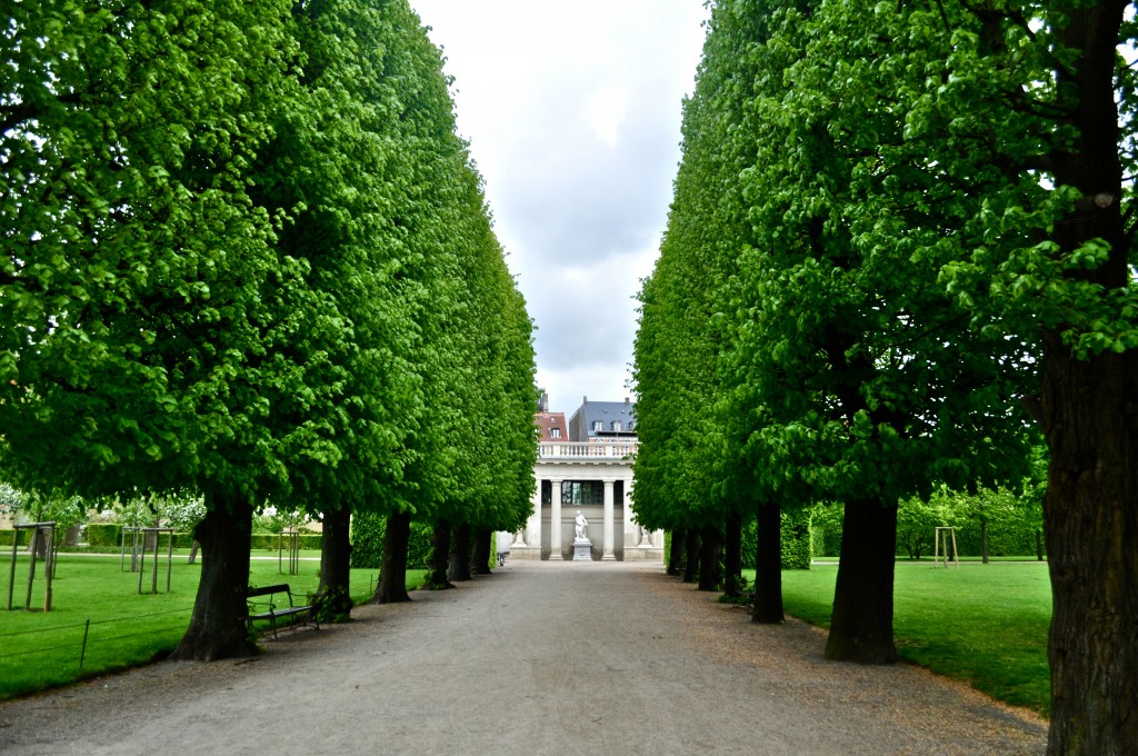 Parc Kongens have, Copenhague