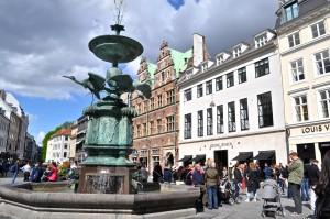 Stroget Copenhague, Copenhagen