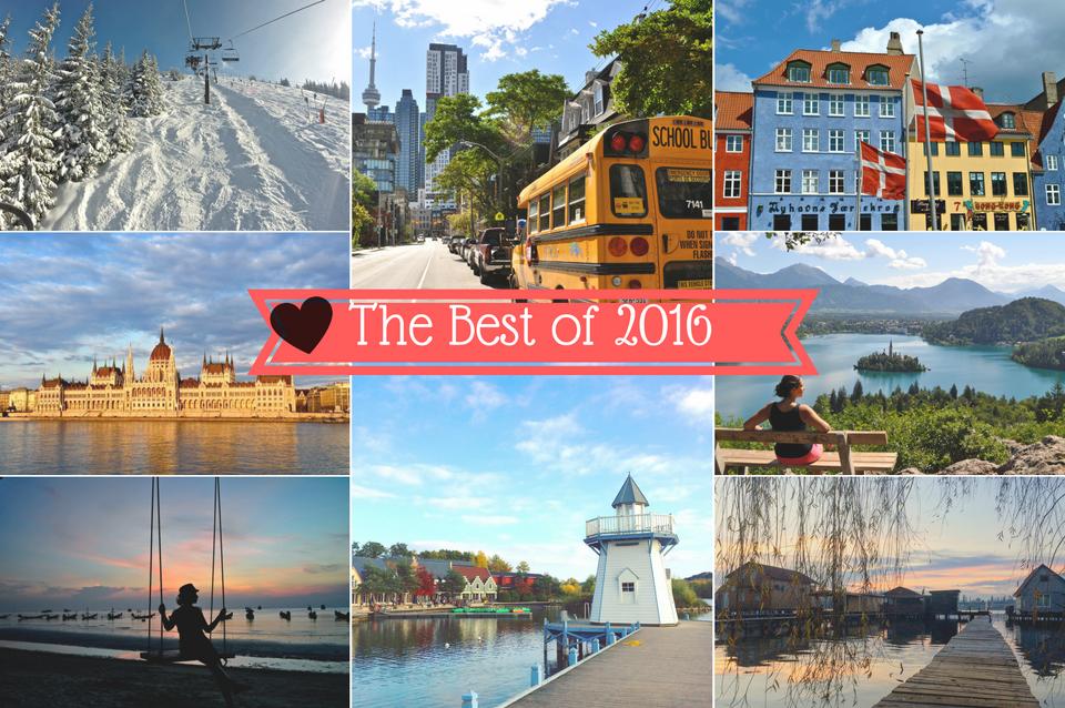 Bilan 2016, The Best of 2016
