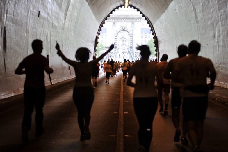 Budapest Semi-marathon April 2016