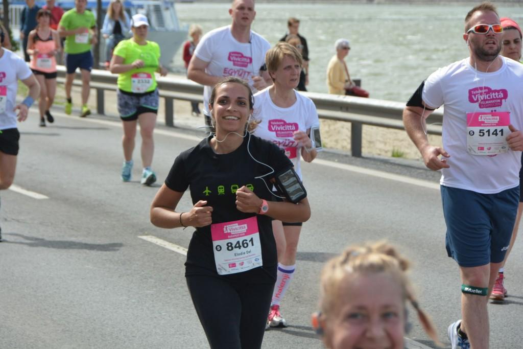 Mon premier semi marathon
