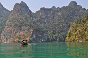 Khao Sok Cheow Lan lake, Thailand