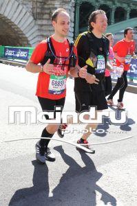 Marathon de Paris 2017 - KM 30
