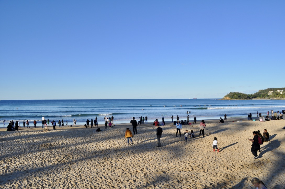 Manly-beach