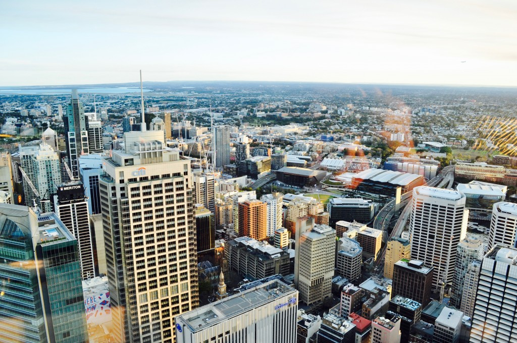 Vue de Sydney, Sydney View