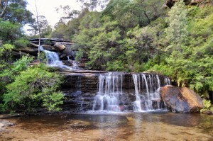 Wentworth Falls, Blue Mountains, Australia