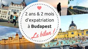 Bilan Expatriation à Budapest