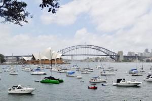 Sydney NYE Mrs Macquarie Point Vue