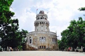 Erzsébet Lookout Tower Budapest Normafa