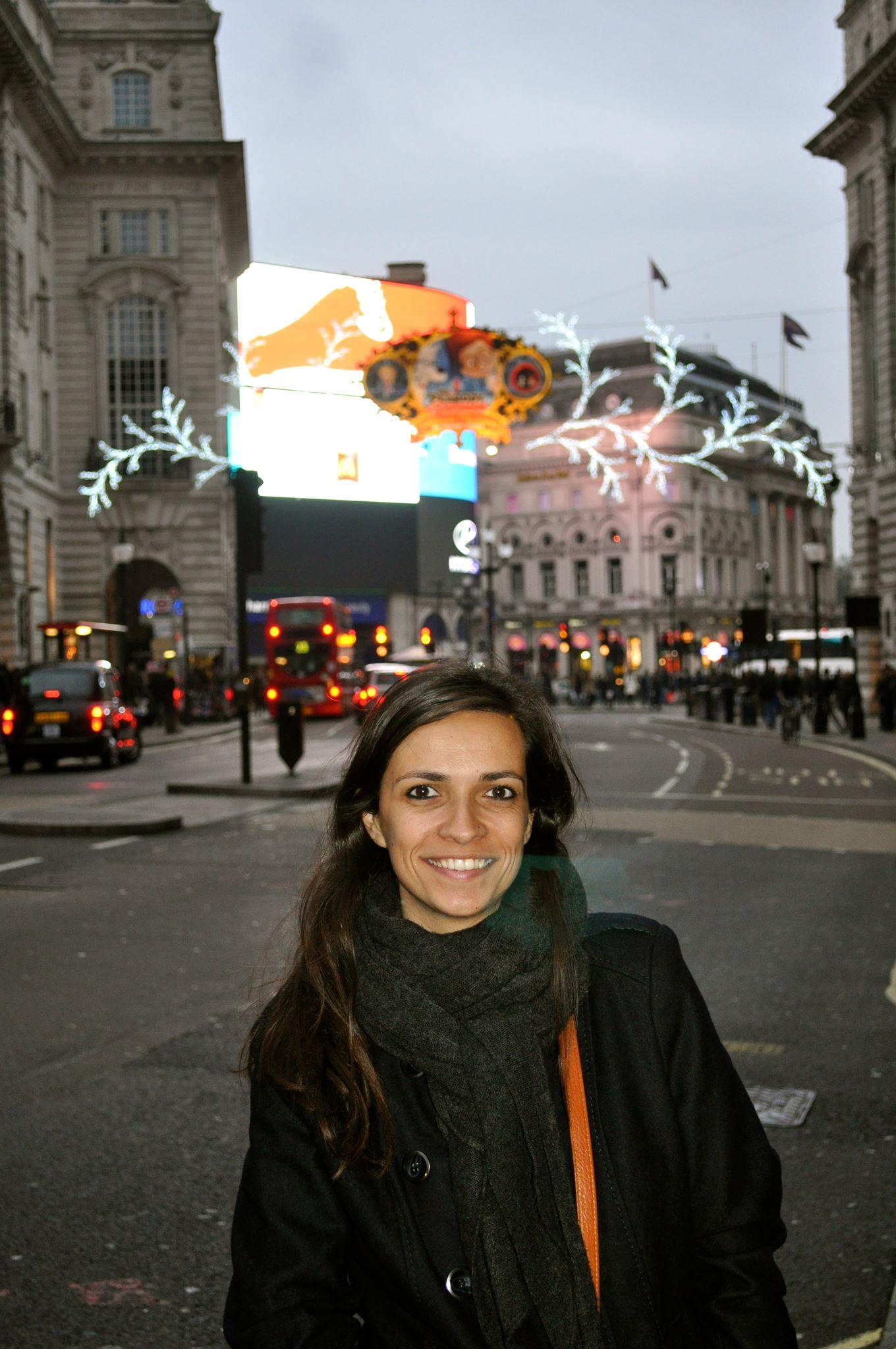 Expatriation à Londres
