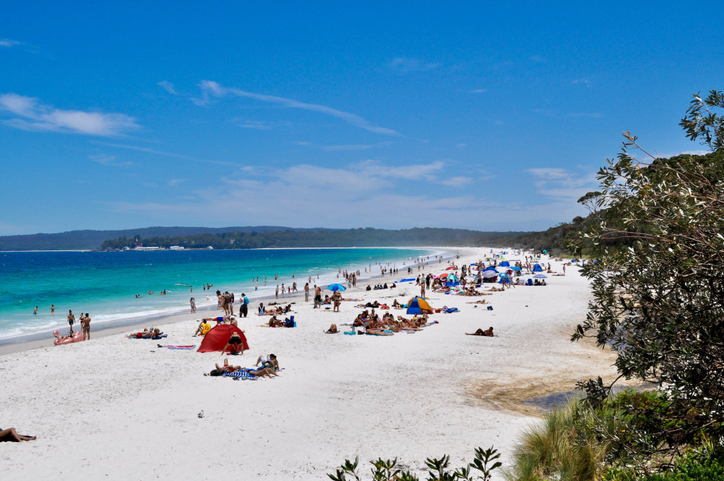 Hayms Beach - Jervis Bay