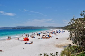 Hayms Beach - Jervis Bay