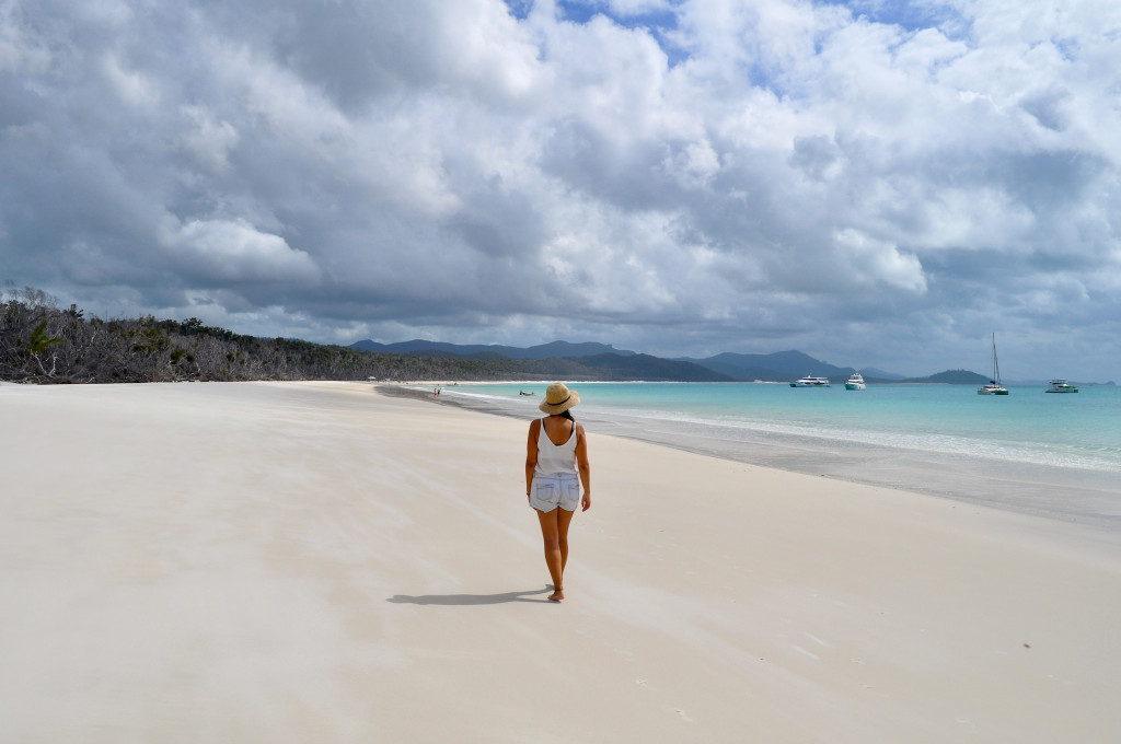 Whitehaven beach QLD