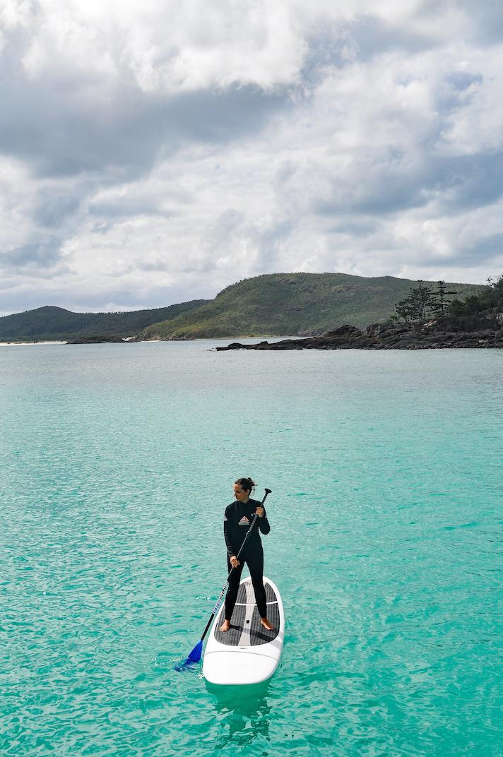 Whitsundays Island - Paddle
