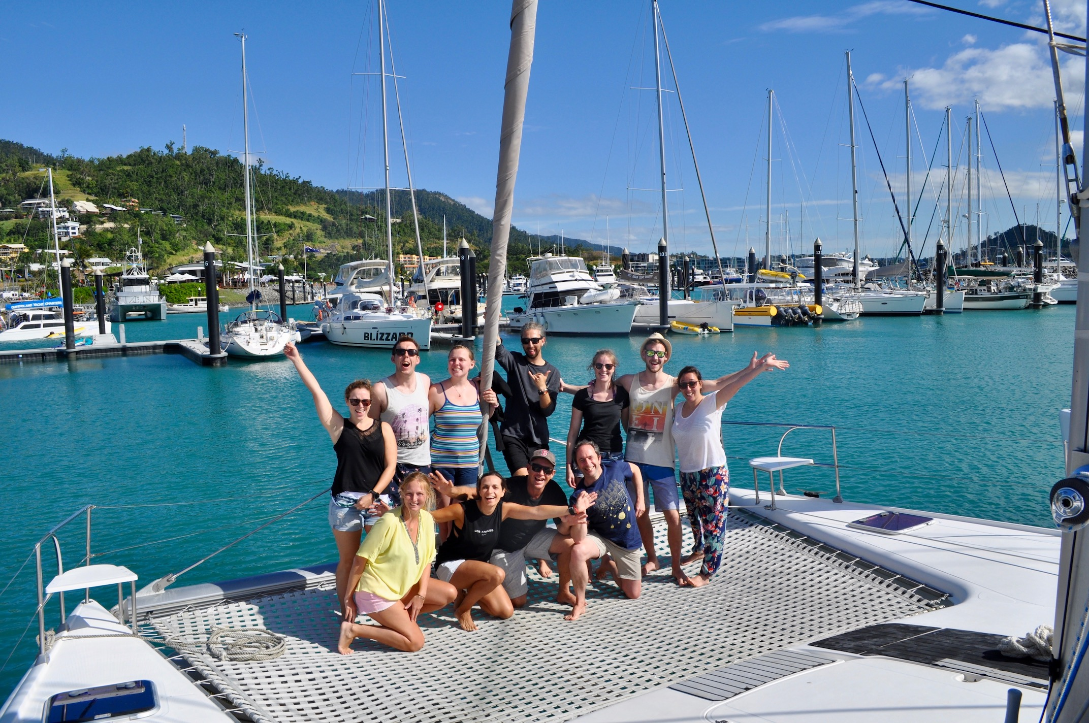 Whitsundays Catamaran Trip 2 days & 2 nights