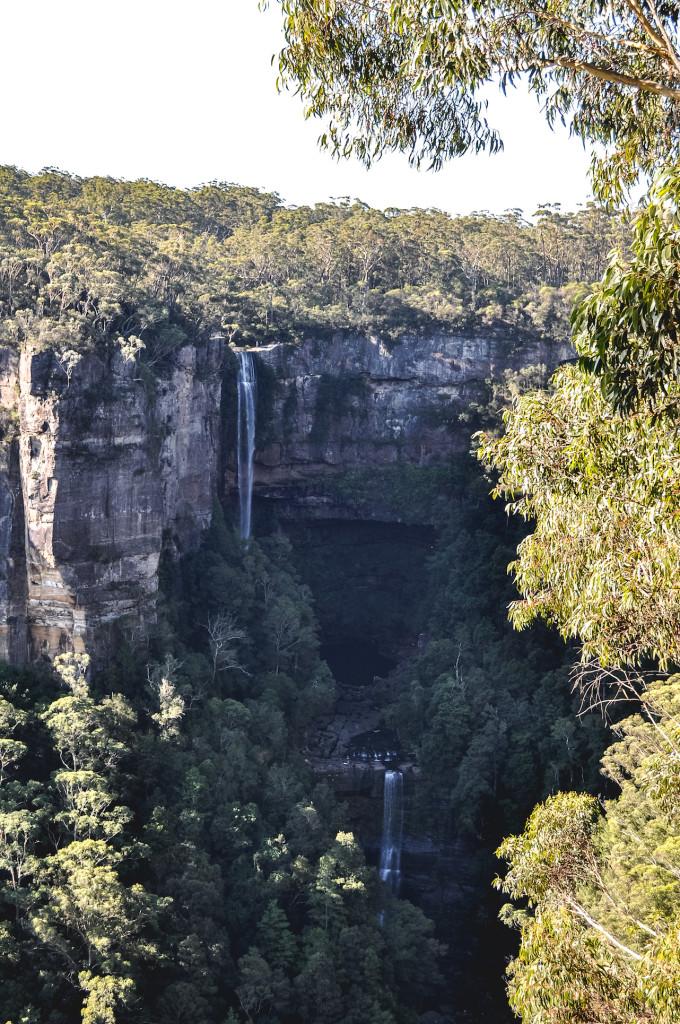 Kangaroo Valley, Belmore Falls