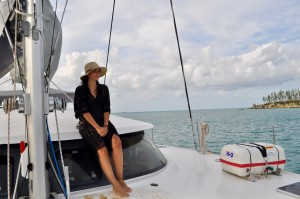 Whitsundays catamaran trip