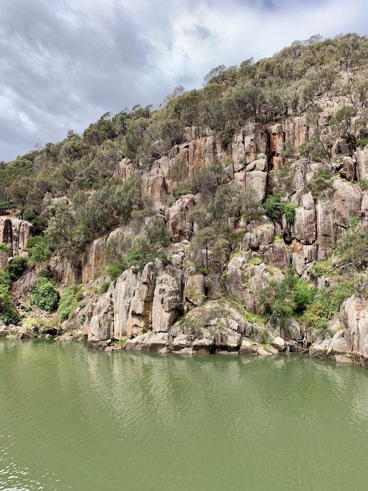 Cataract Gorge Launceston Tasmanie