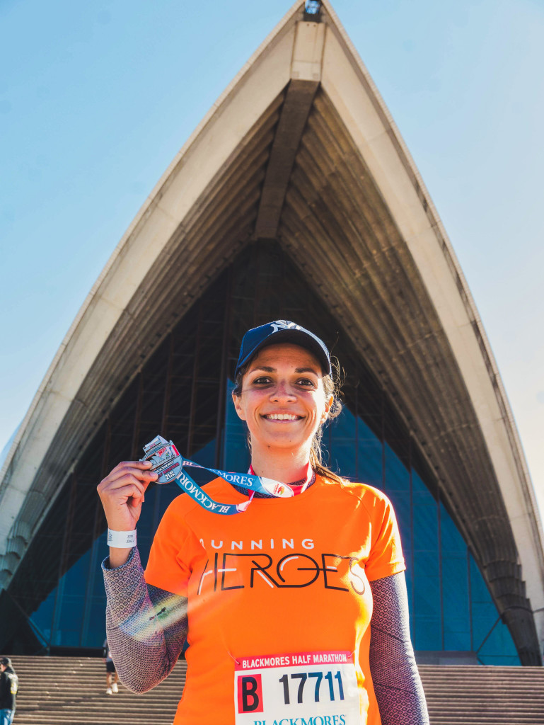 Sydney Half Marathon - Elo Runs The World