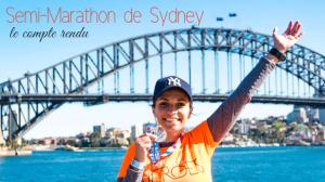 Compte rendu du Semi Marathon de Sydney en Australie