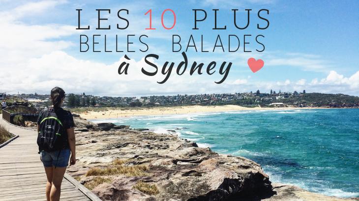 Les 10 plus belles balades à Sydney