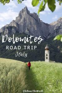 Road Trip Dolomites Italie