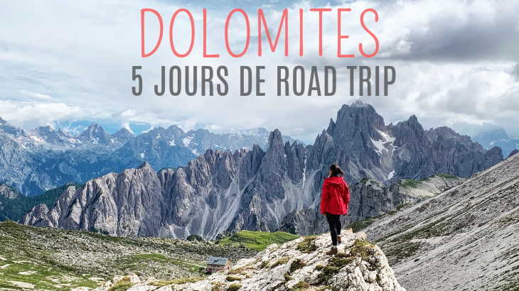 Road Trip in the Dolomites, Italy