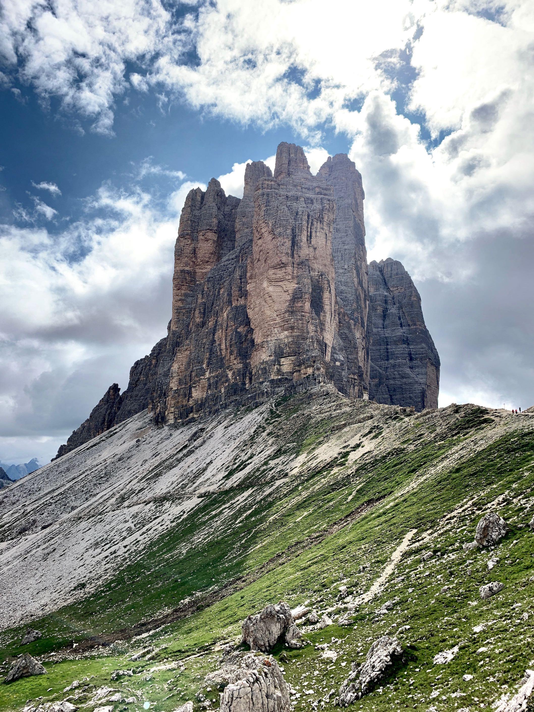 Tre Cime Dolomites Italy