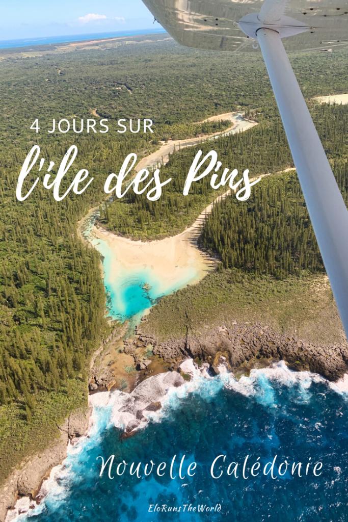 4 jours sur l'ile des pins New Caledonia