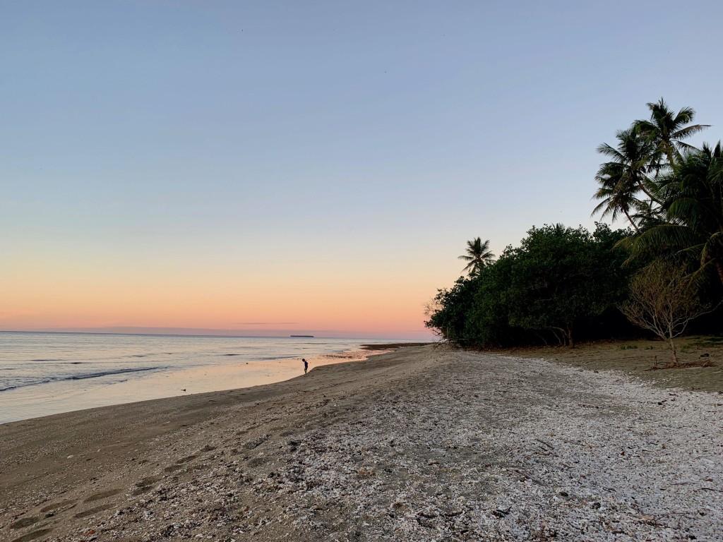 Sunrise Nouvelle Calédonie