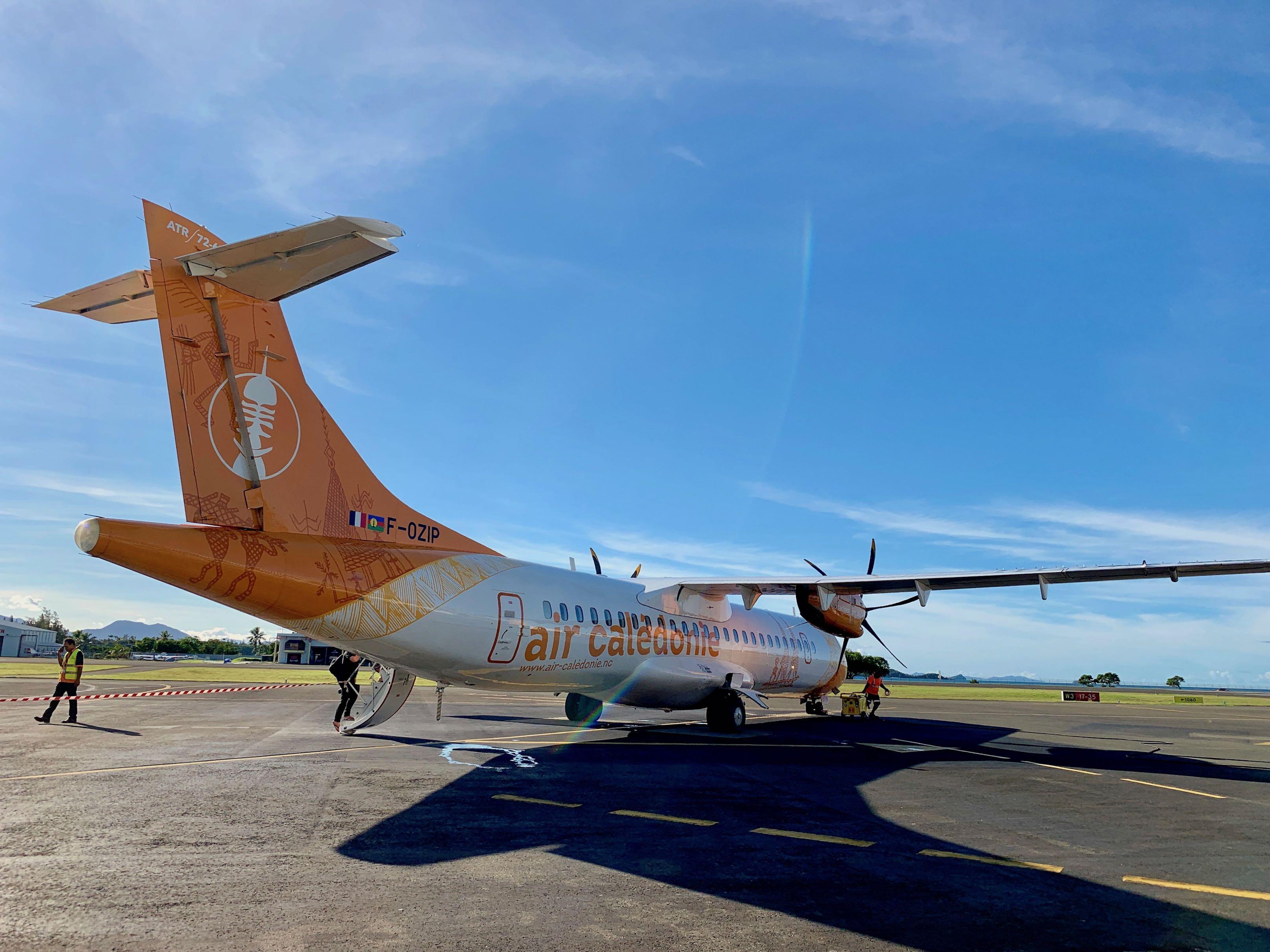Air Calédonie Avion