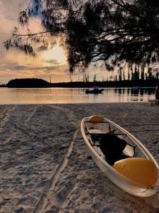 Ile des Pins Kayak