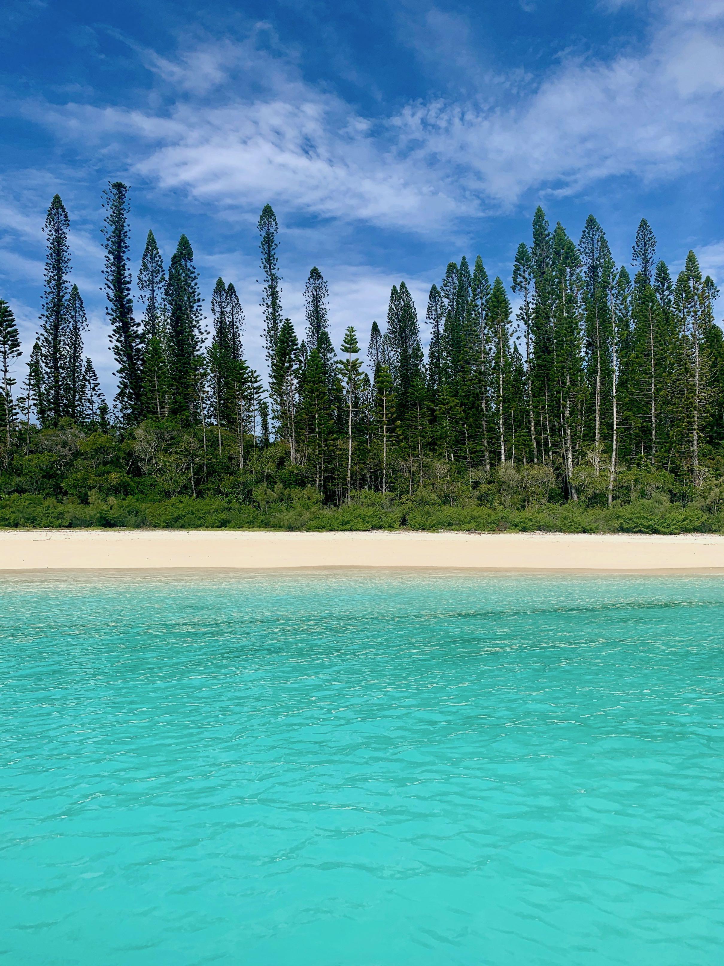 Ilot Brosse Ile des Pins Nouvelle Calédonie