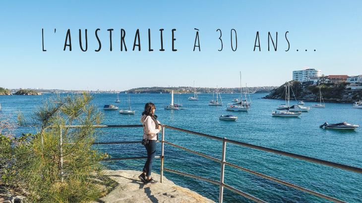 L'Australie à 30 ans