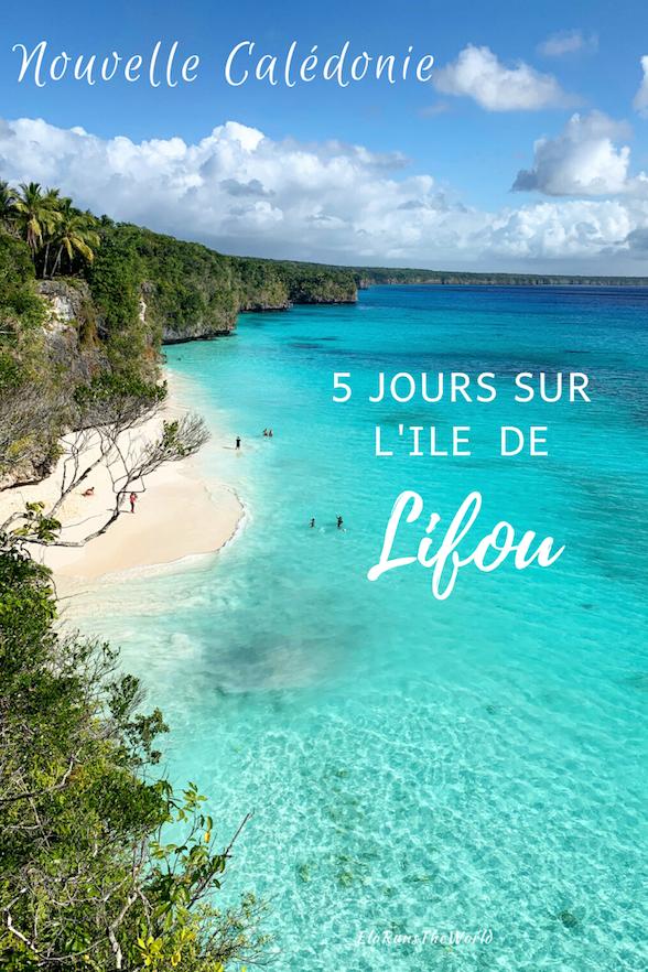 5 jours sur Lifou - Conseils