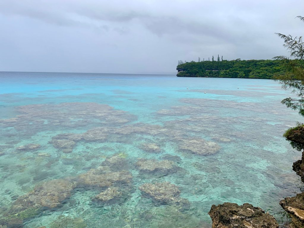 La Baie de Jinek Easo Lifou
