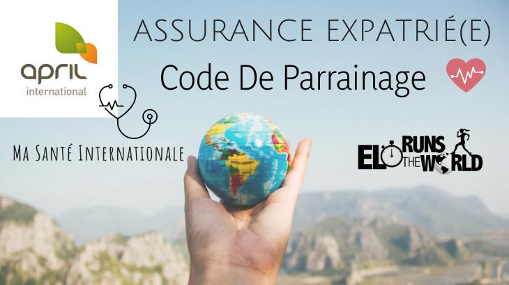 April International Code de Parrainage
