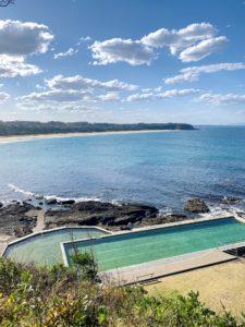 Black Head Rock Pool NSW